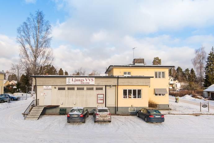 Bild: 9 rum övrigt på Faluvägen 24, Hofors kommun