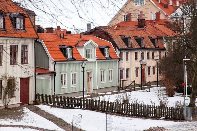 Bild: 7 rum villa på Ölandsgatan 41, Kalmar kommun Kvarnholmen