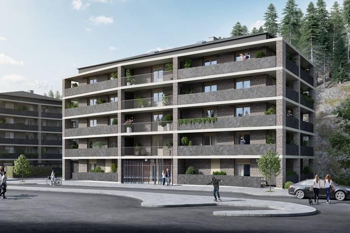 Bild: 2 rum bostadsrätt på Gaffelseglet 39-41, Haninge kommun Haninge/Vega