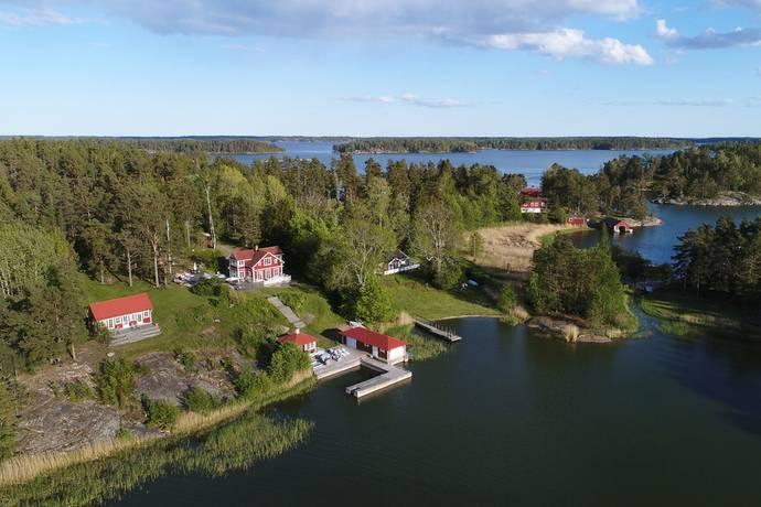 Bild: 6 rum fritidshus på Gärdsnäs, Norrtälje kommun Norrtälje