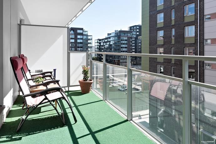 Bild: 2 rum bostadsrätt på Monsungatan 48, Göteborgs kommun Eriksberg