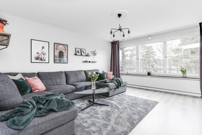 Bild: 3 rum bostadsrätt på Norra Skjutbanegatan 29A, Västerås kommun Norra Haga