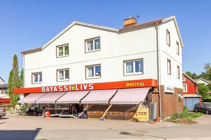 Bild: övrigt på Södra Järnvägsgatan 2, Hultsfreds kommun Virserum