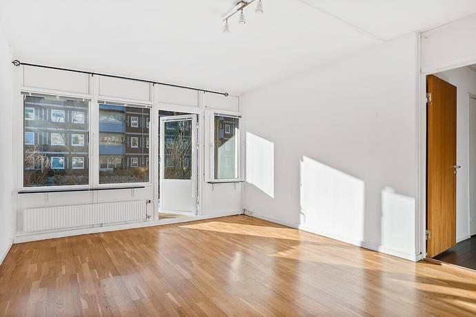 Bild: 3 rum bostadsrätt på Kvadrantgatan 44, Göteborgs kommun Bergsjön