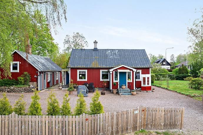 Bild: 3 rum villa på Byvägen 31, Laholms kommun Ränneslöv