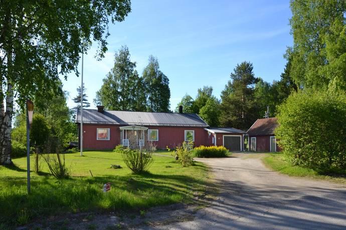 Bild: 5 rum villa på Järnvägsgatan 1, Örnsköldsviks kommun Björna