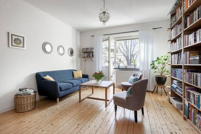 Bild: 2,5 rum bostadsrätt på Lidköpingsvägen 59, 2tr, Stockholms kommun Hammarbyhöjden