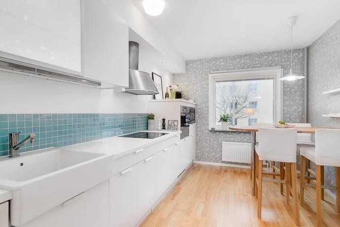 Bild: 2 rum bostadsrätt på Opphemsgatan 6, Linköpings kommun Tornhagen/Gottfridsberg