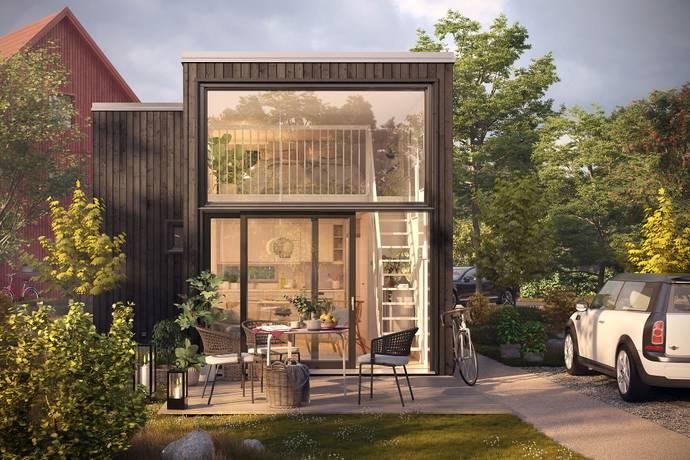 Bild: 1,5 rum bostadsrätt på Nordmannavägen 13, Sollentuna kommun Väsjön