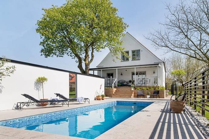 Bild: 5 rum villa på Simrissträddet 5, Simrishamns kommun Simris