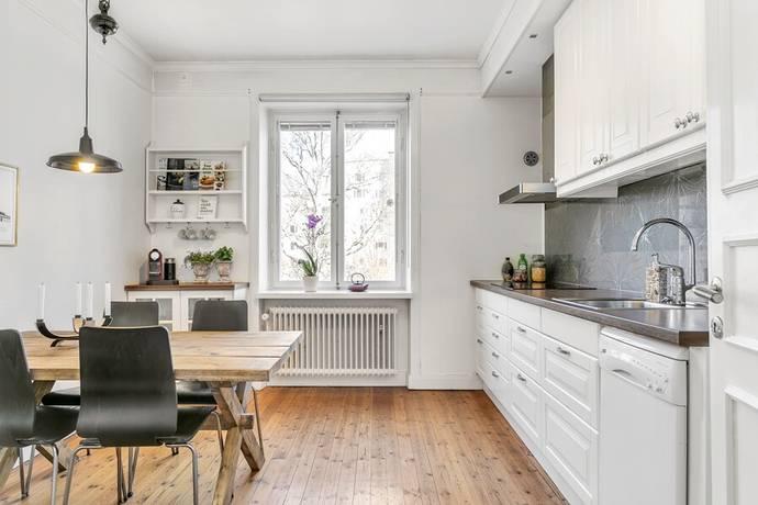 Bild: 2,5 rum bostadsrätt på Väderkvarnsgatan 11 C, Uppsala kommun Höganäs
