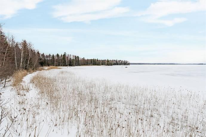 Bild: tomt på Lingbonäsvägen, Sandvikens kommun Årsunda