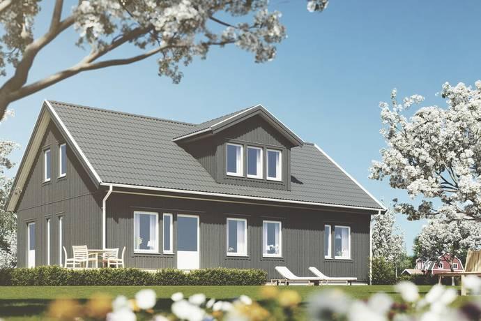 Bild: 6 rum villa på Herman Levins väg 5, Trollhättans kommun Väne-Åsaka