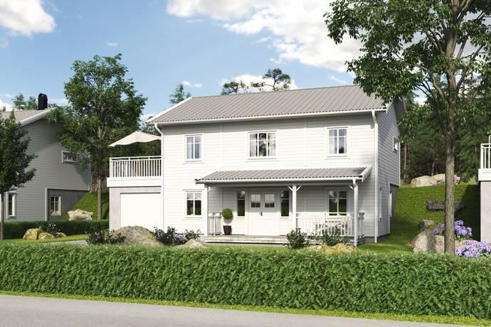 Bild: 5 rum villa på Gaterseredsvägen 35 B, Göteborgs kommun Göteborg