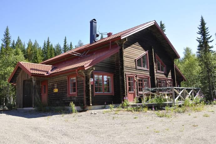 Bild: 5 rum fritidshus på Hallonvägen 10B Lofsfotensstugby18, Härjedalens kommun Lofsdalen