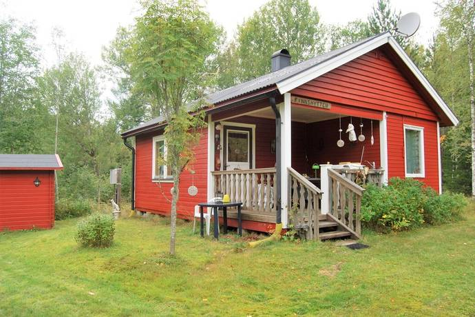 Bild: 2 rum fritidshus på Bjurberget 42, Torsby kommun BOGRANGEN