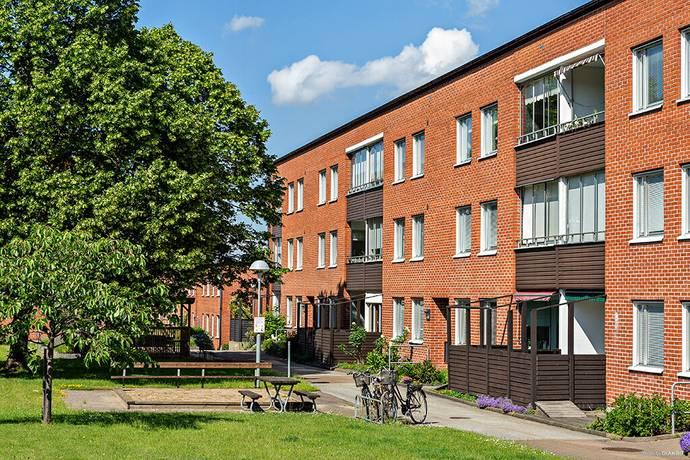 Bild: 3 rum bostadsrätt på Sergeantgatan 6, Malmö kommun
