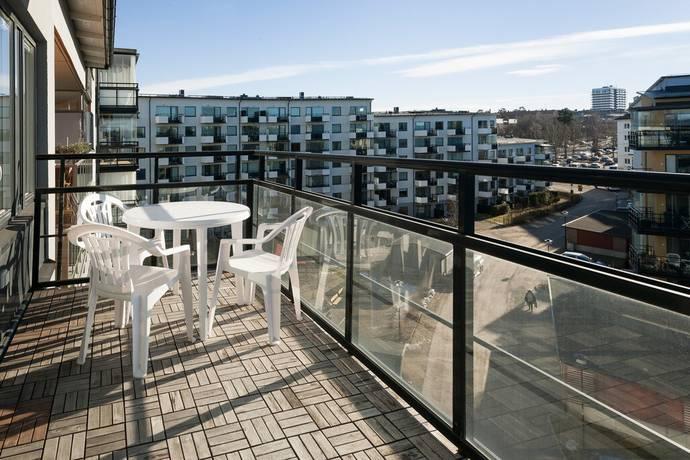 Bild: 2 rum bostadsrätt på Getporsvägen 3, 6 tr, Haninge kommun Haninge
