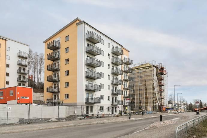 Bild: 2 rum bostadsrätt på Småbrukets Backe 16, 5tr, Huddinge kommun Visättra Ängar