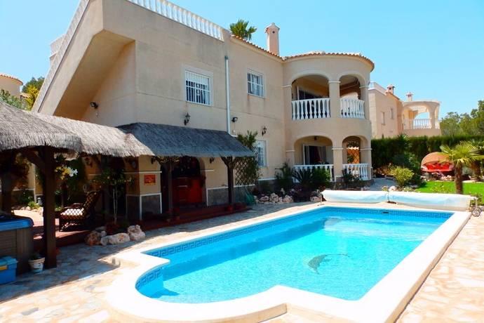 Bild: 6 rum villa på Villa i San Miguel de Salinas, Alicante, Spanien San Miguel de Salinas