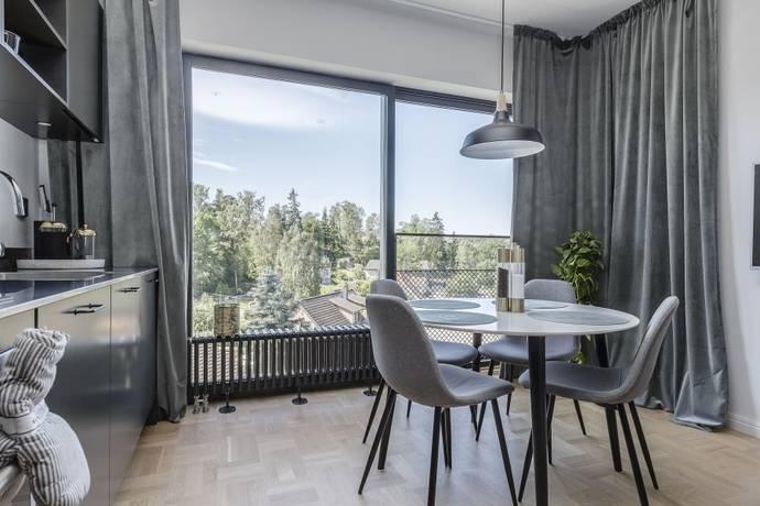 Bild: 1 rum bostadsrätt på Minervavägen 28, vån 4, Sollentuna kommun Häggvik