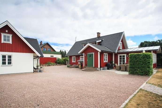 Bild: 6 rum villa på Bendergatan 8, Ängelholms kommun Munka-Ljungby