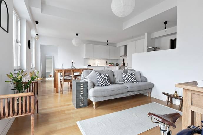 Bild: 3 rum bostadsrätt på Rosengatan 8, Sundbybergs kommun Centrala Sundbyberg