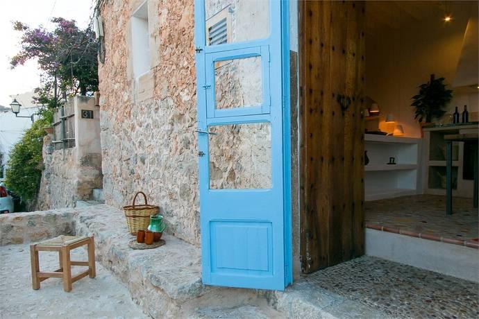 Bild: 3 rum villa på Charmigt hus med vacker utsikt, Spanien Alaró   Mallorca