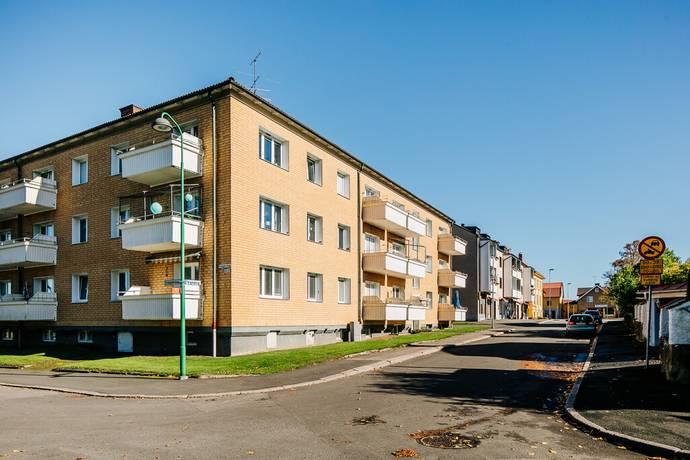 Bild: 1 rum bostadsrätt på Trädgårdsgatan 30, Tidaholms kommun