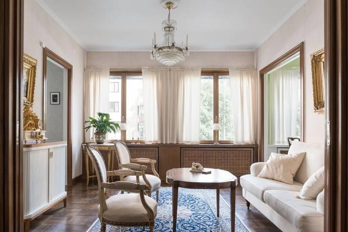 Bild: 2,5 rum bostadsrätt på Strindbergsgatan 53, Stockholms kommun Östermalm - Gärdet