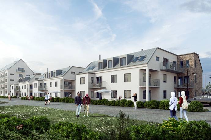 Bild: 2 rum bostadsrätt på Litteraturgatan, Göteborgs kommun Hisings Backa