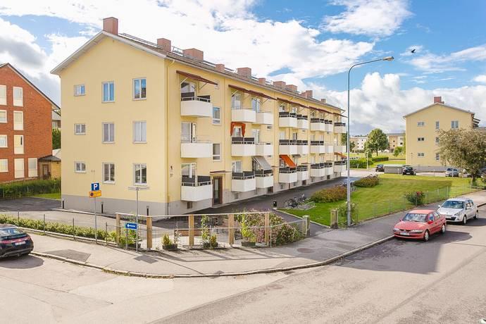 Bild: 2,5 rum bostadsrätt på Majorsallén 27A, Lidköpings kommun Gamla Staden