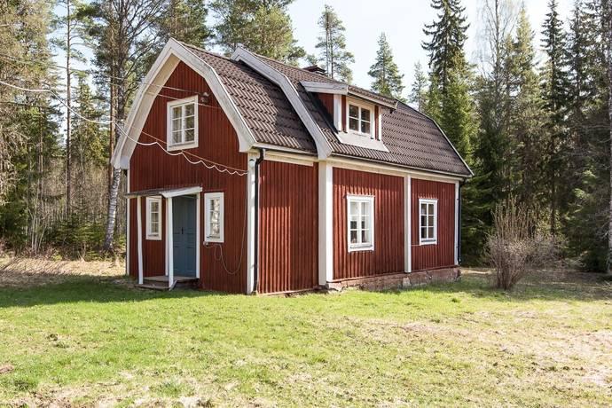 Bild: 3 rum villa på Dalkvists väg 4, Orsa kommun Hansjö