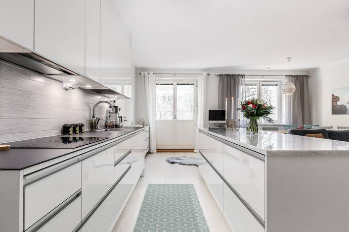 Bild: 3 rum bostadsrätt på Lidnersgatan 5, Stockholms kommun Kristineberg
