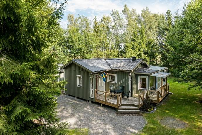Bild: 2 rum fritidshus på Ölseruds-Olserud Festgläntan, Säffle kommun Ölserud