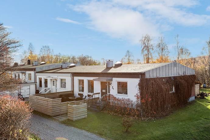 Bild: 4 rum radhus på Ekebovägen 2 A, Sundsvalls kommun Sundsbruk - Johannedal