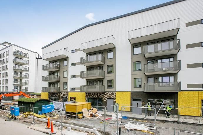 Bild: 1 rum bostadsrätt på Parkvägen 6, Järfälla kommun Barkarbystaden