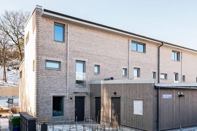 Bild: 5 rum radhus på Märta Ternstedts Gata 2, Göteborgs kommun Örgryte