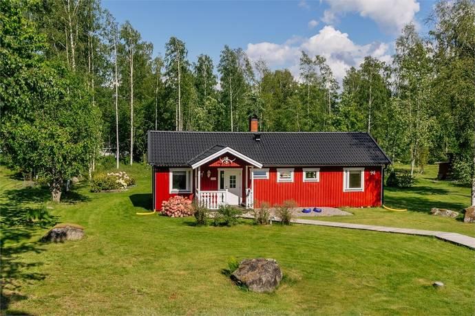 Bild: 4 rum fritidshus på Granvägen 98, Gullspångs kommun Hova - Delebäck