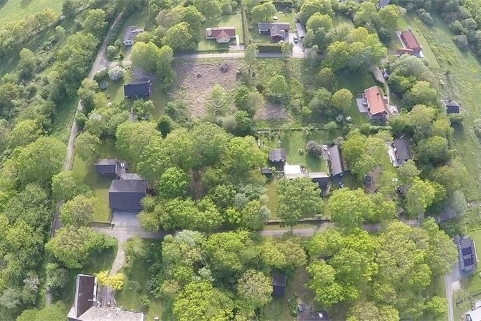 Bild: tomt på Stättevägen 3, Simrishamns kommun Gyllebo