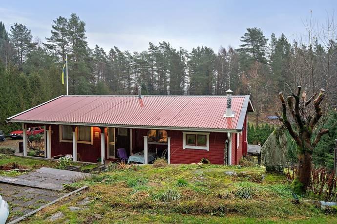 Bild: 3 rum villa på Bergums furåsväg 29, Göteborgs kommun Bergum Olofstorp