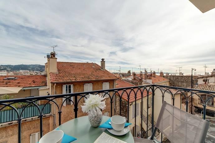 Bild: 2 rum bostadsrätt på 2 Suquet, Frankrike Cannes