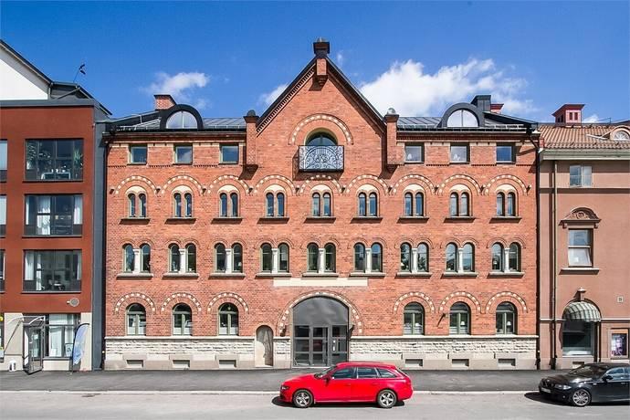 Bild: 3 rum bostadsrätt på Norra Grev Rosengatan 1 C, Örebro kommun Centralt Norr