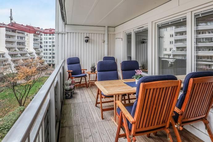 Bild: 3 rum bostadsrätt på Linnégatan 72, Göteborgs kommun Linné