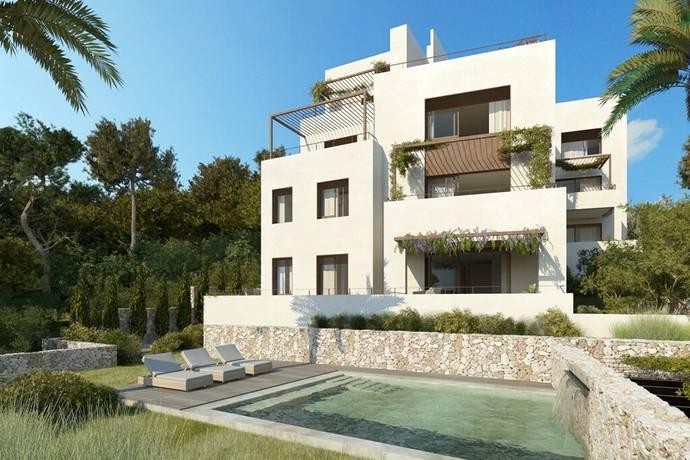Bild: 4 rum bostadsrätt på Bonanova, Mallorca, Spanien La Bonanova