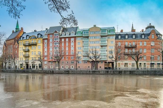Bild: 2 rum bostadsrätt på Södra Strandgatan 5A, Örebro kommun Centralt