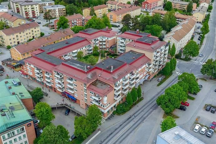 Bild: 2 rum bostadsrätt på Bergavägen 8 B, Österåkers kommun