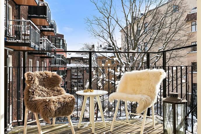 Bild: 2 rum bostadsrätt på Bastugatan 49, Stockholms kommun Maria