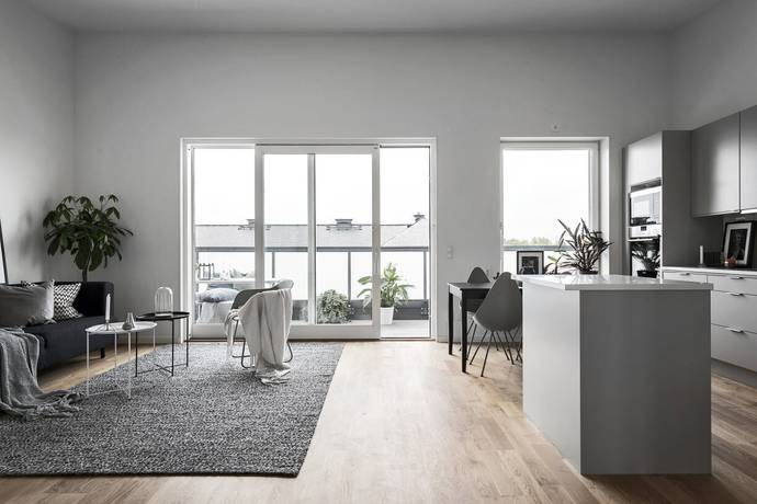 Bild: 2 rum bostadsrätt på Beckomberga Allé 5, 5tr, Stockholms kommun Beckomberga/Bromma