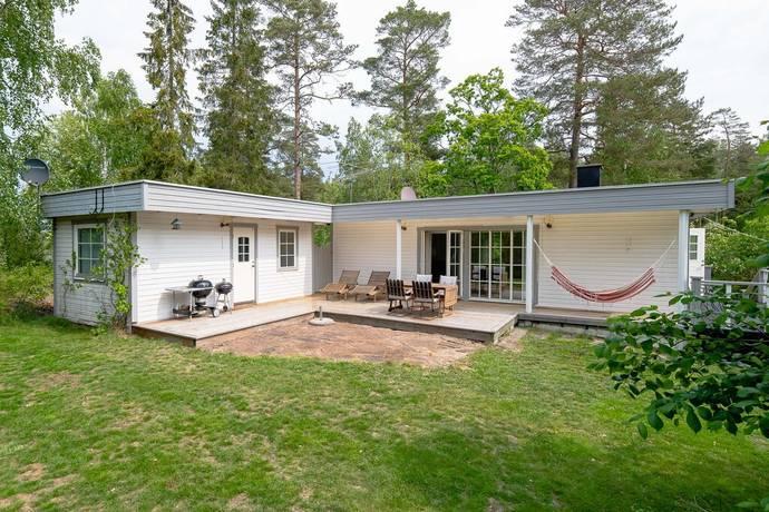 Bild: 3 rum villa på Mannerheims väg 54, Flens kommun